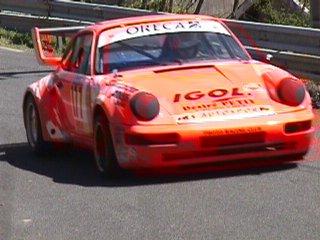 Jean-Pierre Prevot sur sa Porsche RSR numéro 177