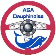 Logo de l'A.S.A. Dauphinoise