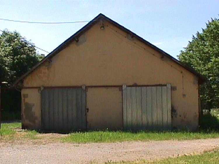 L'atelier d'où sont sorties les premières Scora