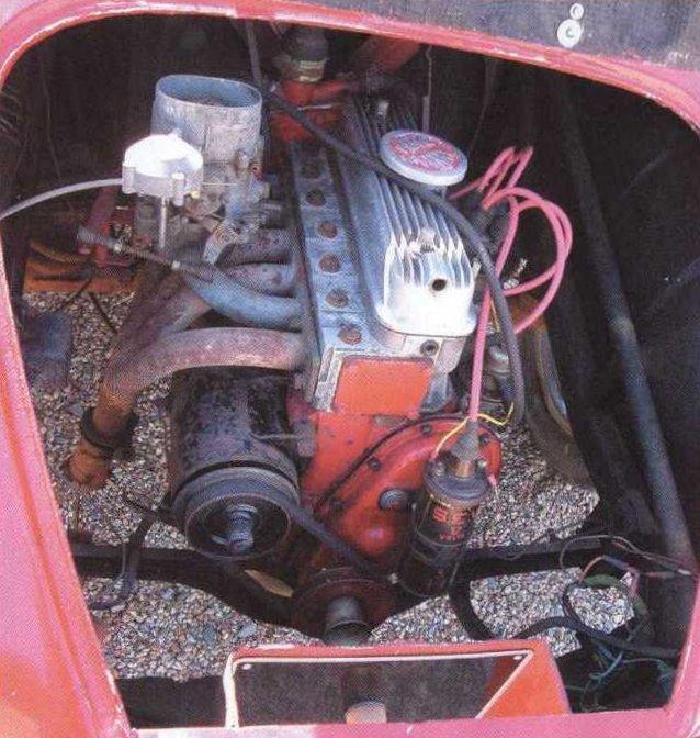 Le bloc moteur