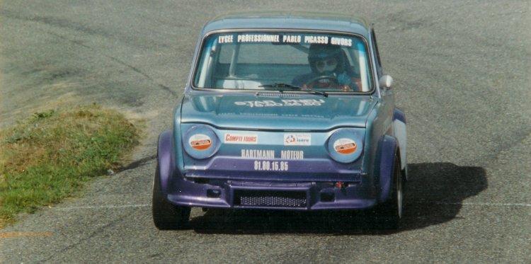 La Simca Rallye II