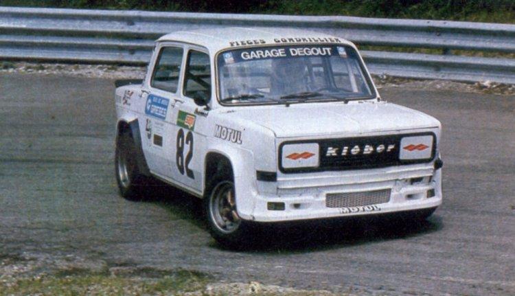 la Rallye 3 de Roger Lhermet