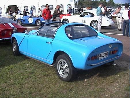 La Sovam présente au Mans Classic