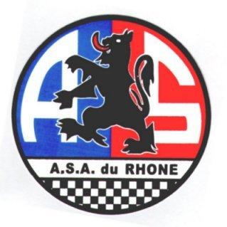Logo de l'A.S.A. du Rhône