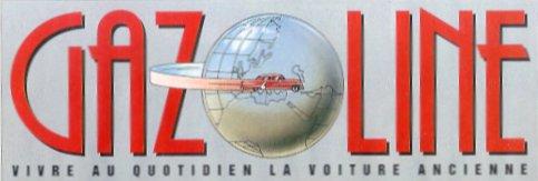« GAZOLINE : vivre au quotidien la voiture ancienne »