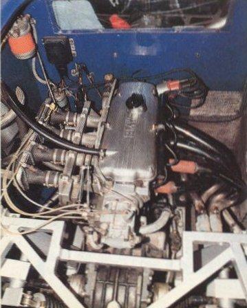 Le moteur BMW 2 litres