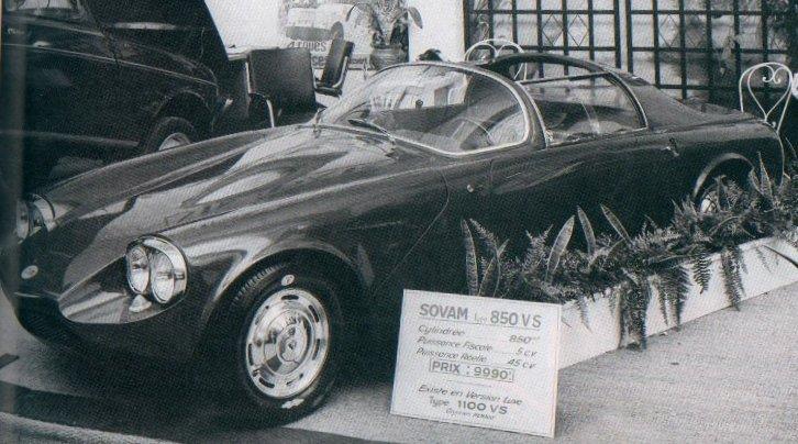 modèle 850